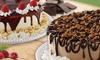 Marble Slab Creamery Richmond - Multiple Locations: Large or Small Ice-Cream Cake from Marble Slab Creamery, Up to 47% Off