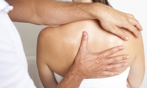 Minorik Chiropractic Center: Chiropractic-Exam Package with One or Two Massages at Minorik Chiropractic Center(Up to 92% Off)