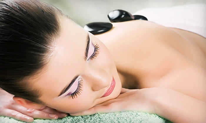 Eden's Reflexology Spa - Centreville: $39 for a 60-Minute Hot-Stone Massage with Acupressure or Deep-Tissue Techniques at Eden's Reflexology Spa ($80 Value)
