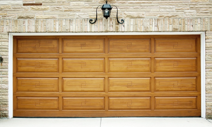 A I Service Inc - Sheepshead Bay: $85 for One Garage-Door Repair from A I Service Inc ($295 Value)