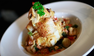 Kickshaw - Sushi:Seafood:Steak: $65 for a Prix-Fixe Dinner for Two at Kickshaw - Sushi:Seafood:Steak ($112 Value)