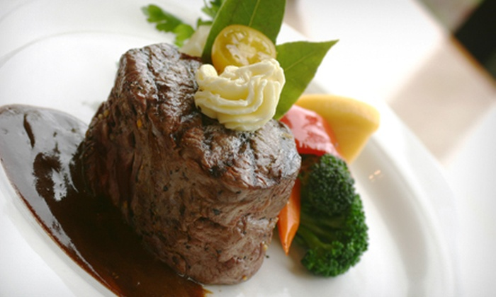 Continental Treat - Strathcona: $9 for $20 Worth of Central and Eastern European Cuisine at Continental Treat Fine Bistro