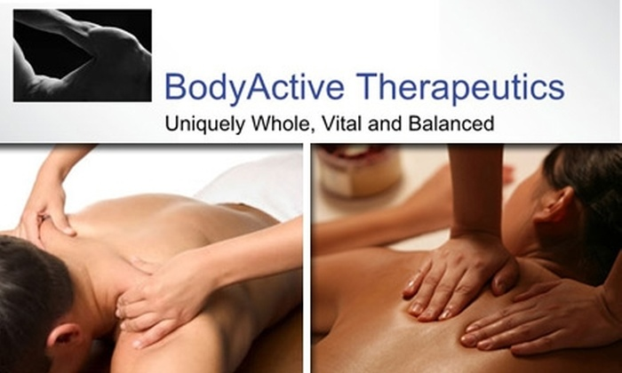 BodyActive Therapeutics - Transit Village: $35 for a One-Hour Massage from BodyActive Therapeutics