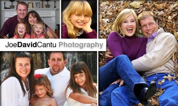 Joe David Cantu Photography - 4, Kent Island: $49 for a Photo Shoot and Prints at Joe David Cantu Photography