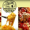 Half Off at Spaghetti Works