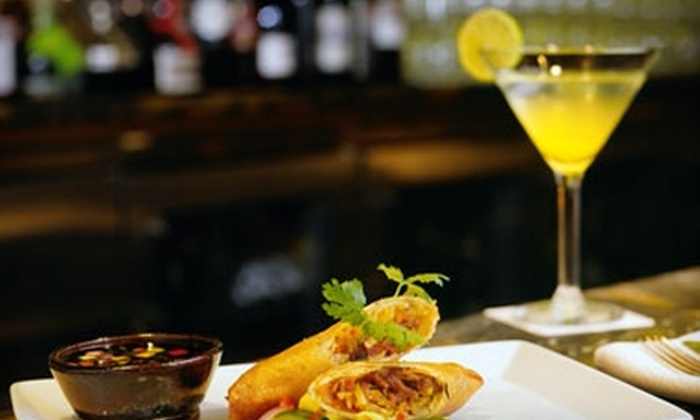 Rein - Garden City: $20 for $40 Worth of Fine Dining and Cocktails at Rein in The Garden City Hotel