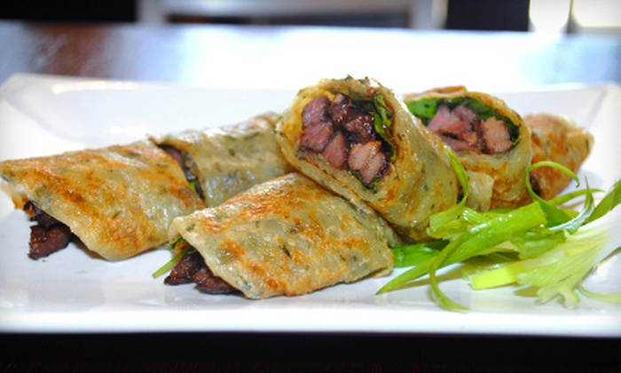 Bamboo Garden Counter - Bay Area: $5 for $10 Worth of Casual Asian Fusion Fare at Bamboo Garden Counter