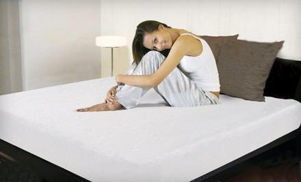Full-Size 6-Inch Memory Foam Mattress (a $656 value) - Nasa Memory Foam of Palm Beach in West Palm Beach