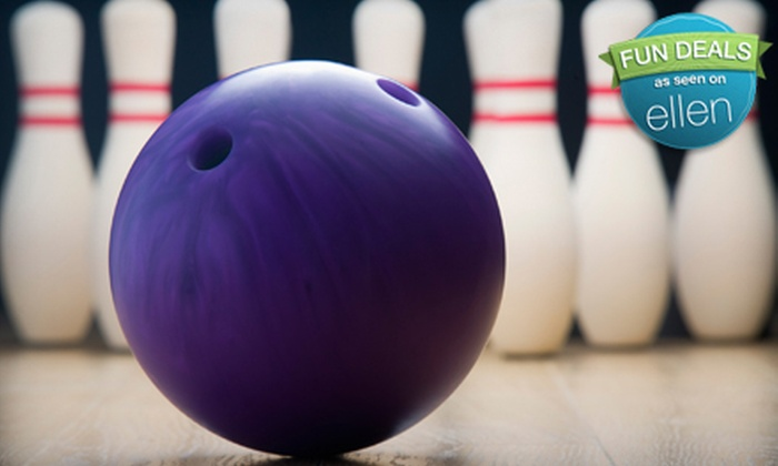 Metro Bowl - Greenwell Springs/Central: $30 for a Two-Hour Bowling Outing for Six with Pizza and Soda at Metro Bowl (Up to $59.95 Value)
