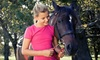 Equestrian Ridge Farm - Hocking Hills Region: Three-Hour Horseback-Riding Adventure Day Camp for One, Two, or Four at Equestrian Ridge Farm in New Plymouth (Up to 57% Off)