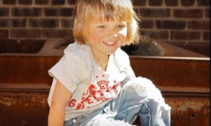 Devlish Angelz - The Annex: $30 for $60 Worth of Children's Apparel at Devlish Angelz