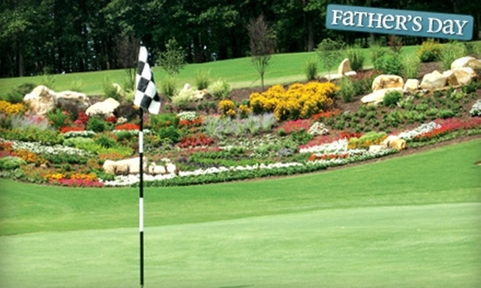 Cleghorn Plantation - Rutherfordton: $30 for Round of Golf and Cart for Two at Cleghorn Plantation in Rutherfordton
