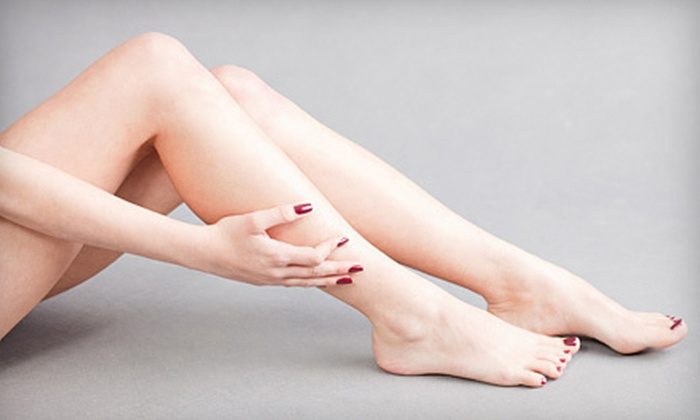 The Vein Treatment Center - Multiple Locations: One or Three Sclerotherapy Treatments and Initial Screening at The Vein Treatment Center (Up to 61% Off)