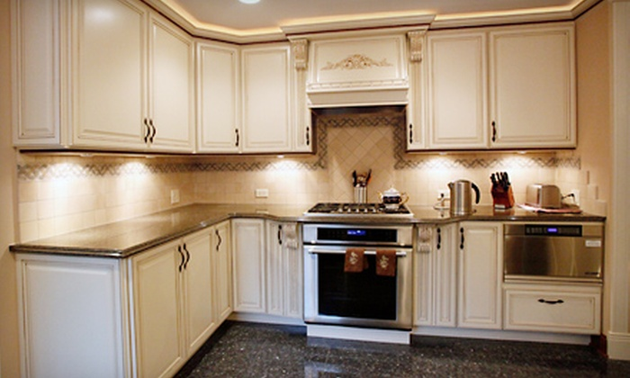 Elite Home Improvement Center - Loop: $799 for $2,000 Toward Kitchen Cabinets at Elite Home Improvement Center