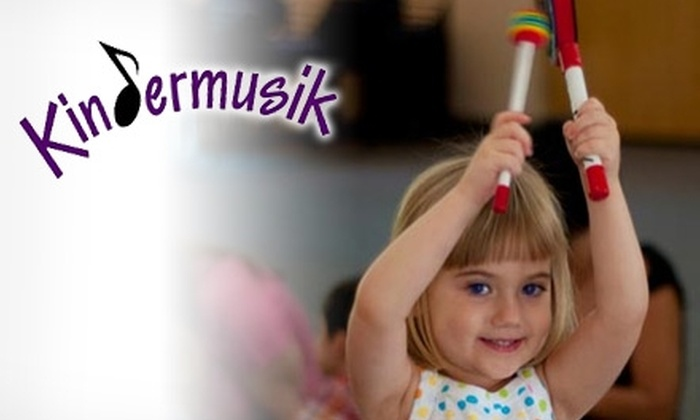 Kindermusik With Ms. Marisa - McAllen: $7 for a Kindermusik Play Date with Ms. Marisa ($15 Value). Choose Between Three Options.