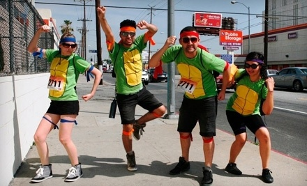 Great Urban Race on Sat., Mar. 3 - Great Urban Race in Houston