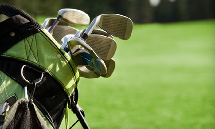 Jake Gaither Golf Course  - Tallahassee: $26 for Golf Package for Two at Jake Gaither Golf Course (Up to $46 Value)