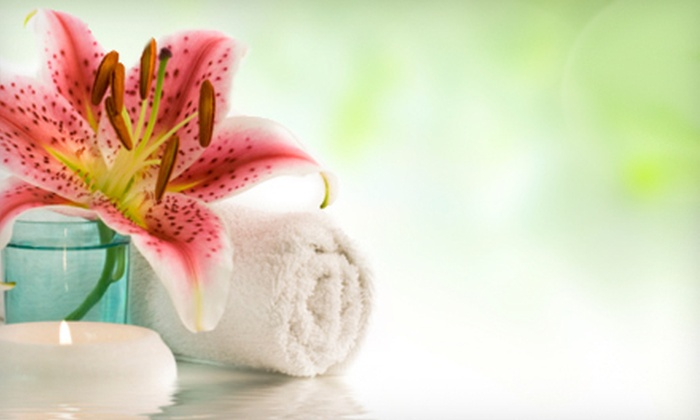 Mia's Day Spa - Matheson Park: Facial and Massage Spa Packages at Mia's Day Spa (Up to 61% Off). Three Options Available.