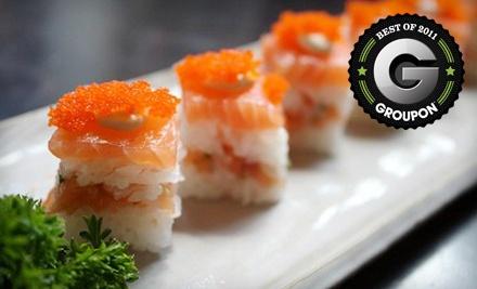 $30 Worth of Authentic Japanese Fare for Dinner - Sakura Japanese Restaurant in Greenville