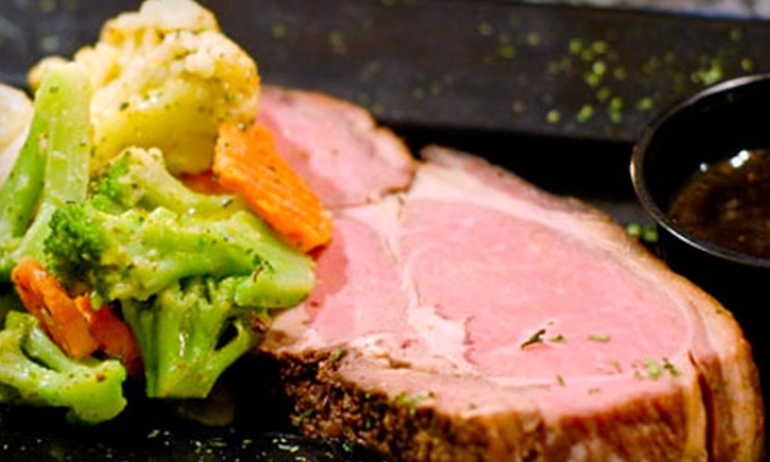 Baxter's Sports Lounge - Downtown Norfolk: $12 for $25 Worth of Gourmet Pub Fare at Baxter's Sports Lounge in Norfolk