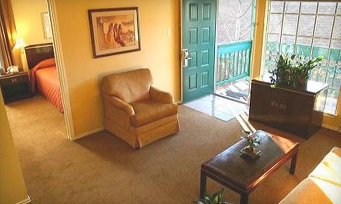 Habitat Suites - Highland: $65 for a One-Bedroom Suite at Habitat Suites in Austin ($137 Value)
