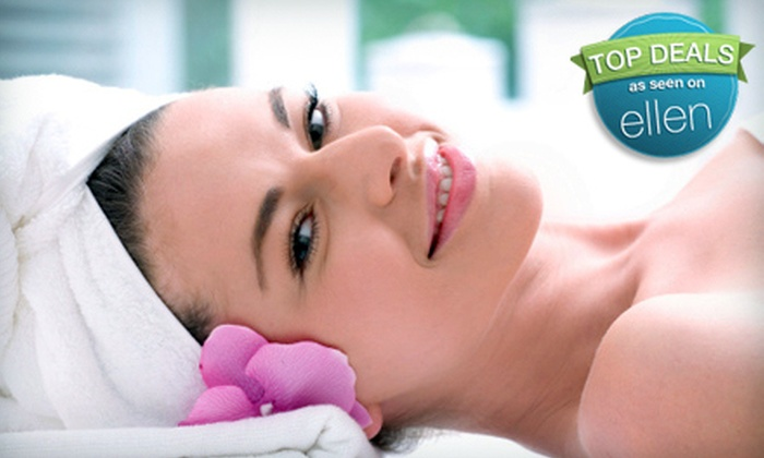 Adagio Massage Co. & Spa - Nashville-Davidson metropolitan government (balance): Spa-Day Package with Three or Four Services at Adagio Massage Co. & Spa (Up to 55% Off)