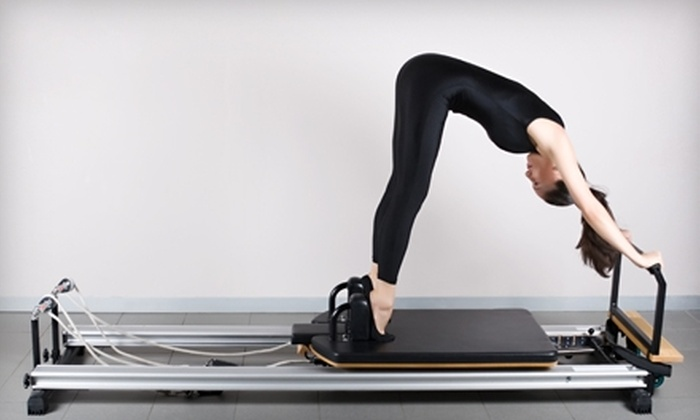 Om Sweet Om Pilates Center - Claremont: $33 for Three Semi-Private Pilates Classes at Om Sweet Om Pilates Center in Claremont (Up to $120 Value)