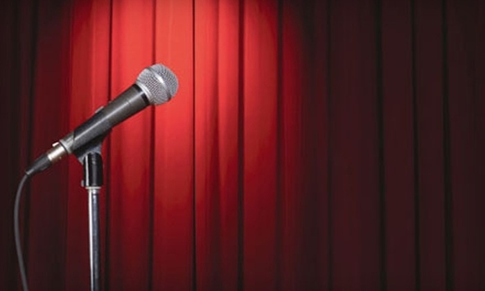 Funny Farm Comedy Club - Darien Park: $12 for Four Tickets to Funny Farm Comedy Club in Roswell (Up to $60 Value)
