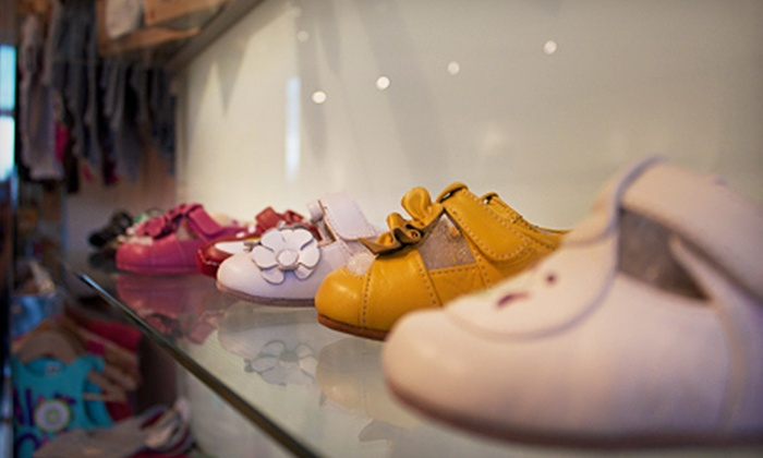 saf & benjamin baby boutique - Downtown Vancouver: $15 for $30 Worth of Infants' and Children's Clothing and Accessories at Saf and Benjamin