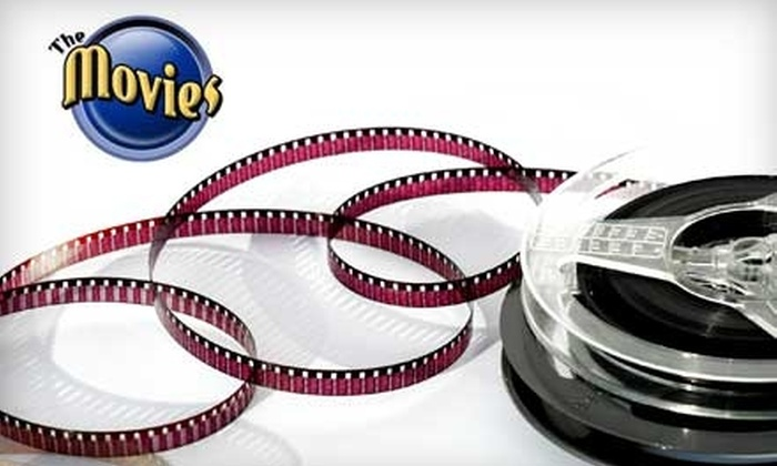 The Movies at Montgomery Mall - Potomac: $99 for Unlimited Movies in 2011 at The Movies at Montgomery Mall