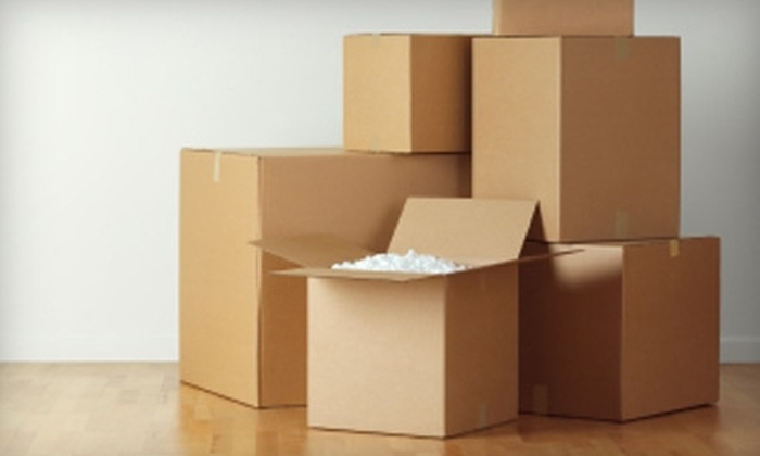 The UPS Store - Wichita: $12 for $25 Worth of Packaging and Shipping at The UPS Store