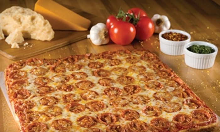 Donatos - Maumee: $5 for a Single-Topping Bakery Pizza at Donatos ($10 Value)