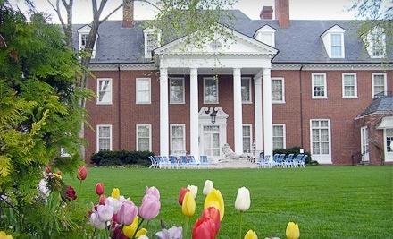 Hillwood Estate, Museum & Gardens - Hillwood Estate, Museum & Gardens in Washington, DC