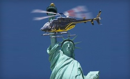 18- to 20-Minute Big City Helicopter Tour for 1 (a $245 value)  - Zip Aviation in Manhattan