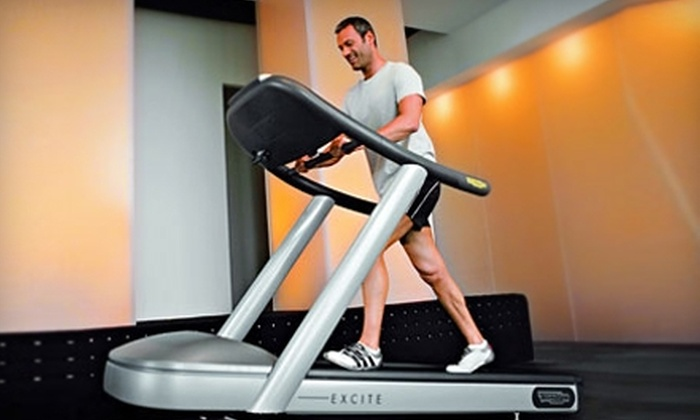 Omega Fit Club - Westwoods: $39 for a Gym Package at Omega Fit Club ($622 Value)