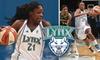 Minnesota Lynx - Warehouse District: Half Off Tickets to a Minnesota Lynx WNBA Basketball Game. Choose from Three Dates.
