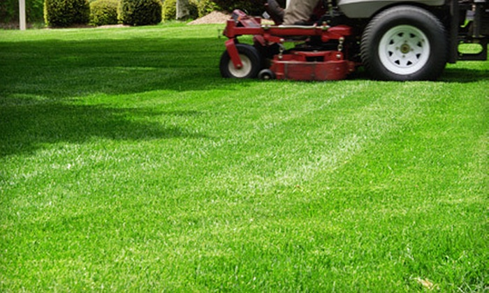 IndyScape Landscaping Services - Indianapolis: Two, Four, or Six Lawn-Mowing Sessions from IndyScape Landscaping Services (Up to 61% Off)