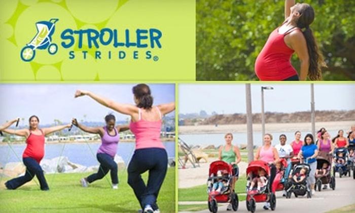 Stroller Strides Nashville - Nashville: $25 for Six Fit4Baby or Stroller Strides Exercise Classes from Stroller Strides Nashville ($72 Value)