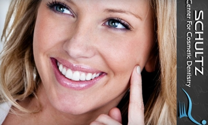Schultz Center for Cosmetic and Family Dentistry - Houston: $199 for In-Office Teeth Whitening at Schultz Center for Cosmetic and Family Dentistry ($500 Value)