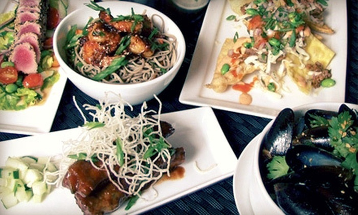 Suzy Wong's House of Yum - 19: $10 for $20 Worth of Asian Fusion Fare at Suzy Wong's House of Yum