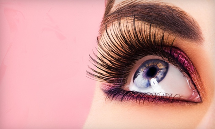 Gigi Endersby Salon - Carrington Village: $89 for a Full Set of Eyelash Extensions at Gigi Endersby Salon in Lewisville ($200 Value)