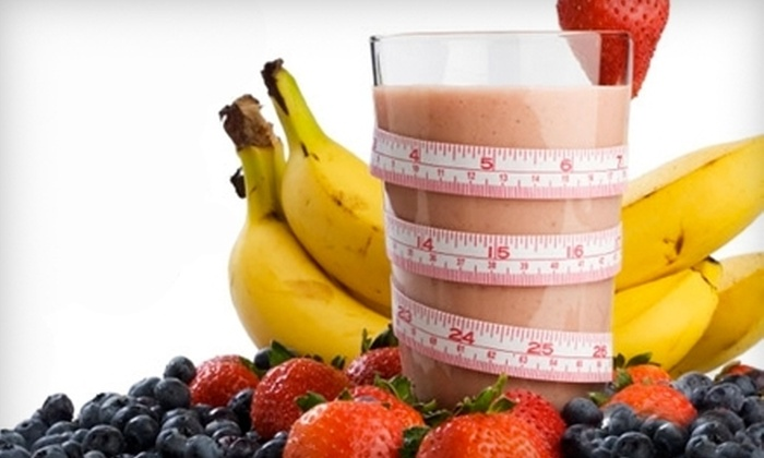 RightSize: $59 for a 24-Pack of Ready-To-Drink Smoothies and a 15-Pack of SlimminAde Drink-Mix Packets from RightSize (Up to $119 Value)