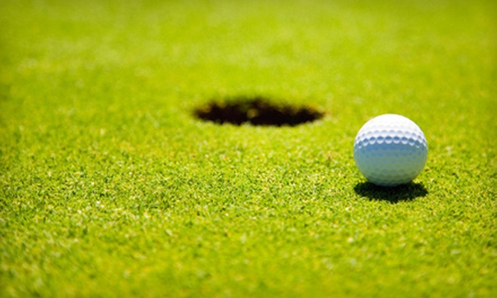 Olde Oaks Golf Club - Haughton: $60 for a Golf Outing for Two with Cart Rental, Range Balls, and Lunch at Olde Oaks Golf Club (Up to $123.98 Value)