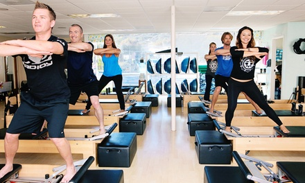 $39 for Five  Group Reformer Pilates Classes at Club Pilates ($85 Value)