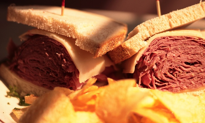 Bode's Corned Beef House - Plymouth: Dine-In or Carryout at Bode's Corned Beef House (35%Off)