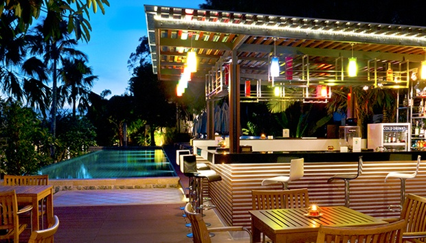 5* Hilltop Hotel in Patong 4