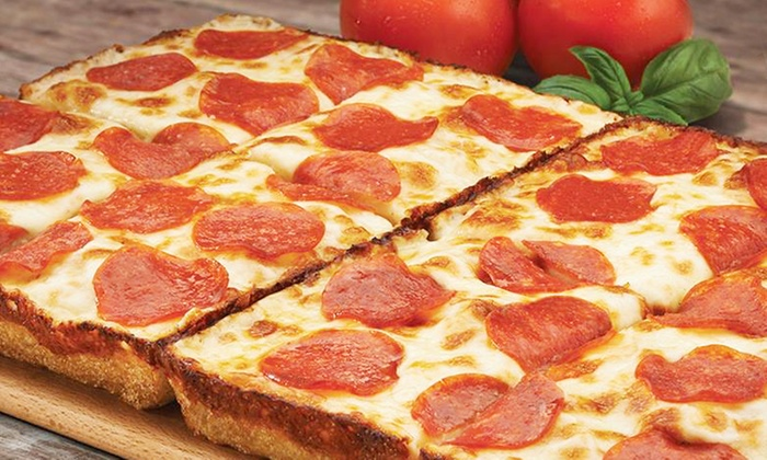 Jet's Pizza - Old Peachtree Rd - Lawrenceville, GA: $11 for $20 Worth of Pizzeria Eats from Jet's Pizza