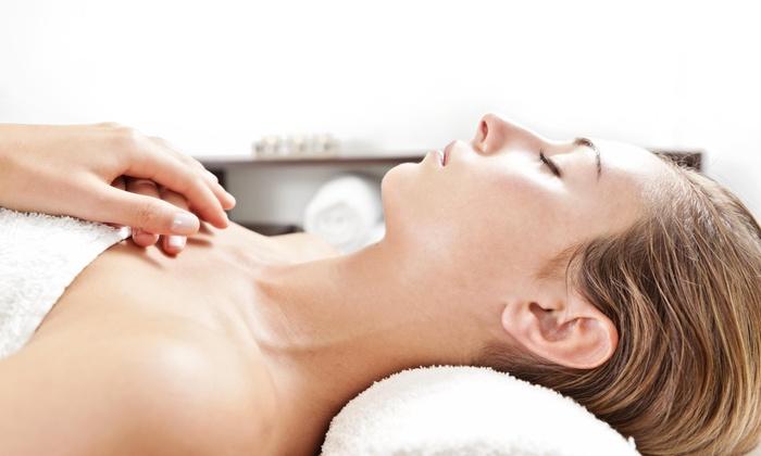 Aquamarine Spa - Aquamarine Spa: A 75-Minute Mineral Deep-Cleansing Facial and Massage at Aquamarine Spa (55% Off)