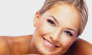 Just Jill Cosmetics: One, Three, or Five Herbal Microdermabrasions at Just Jill Cosmetics (52% Off)