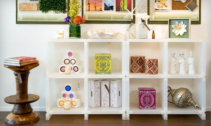 Bridgid Coulter Design - Downtown Santa Monica: $25 for $50 Worth of Home Accessories from Bridgid Coulter Design